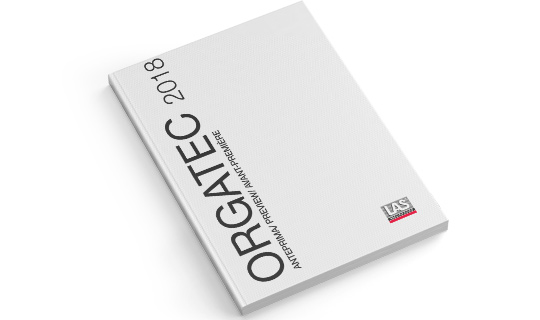 Scarica Orgatec 2018 Catalogo