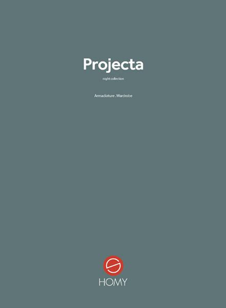 Scarica Projecta Night Armadiature Catalogo